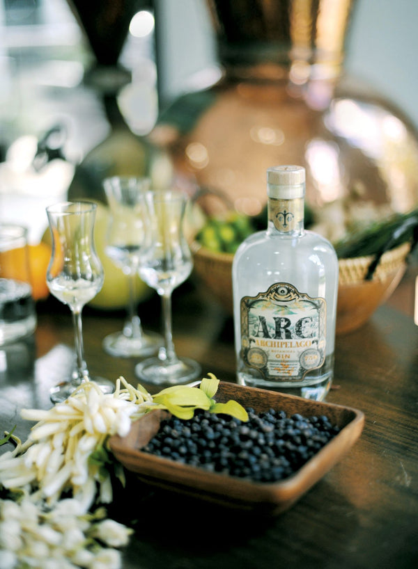 ARC GIN - The Award-Winning Gin From The Philippines