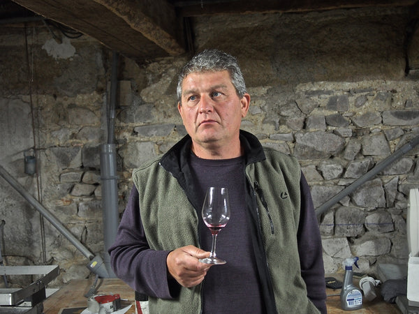 Yvon Metras, emblematic winemaker in Beaujolais whom you might have never heard of