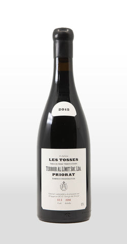 TERROIR AL LIMIT PRIORAT DOQ LES TOSSES 2015 750ML