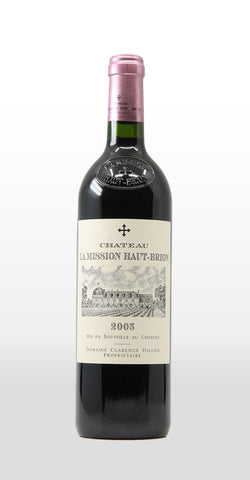 CHATEAU LA MISSION HAUT BRION 2005 750ML