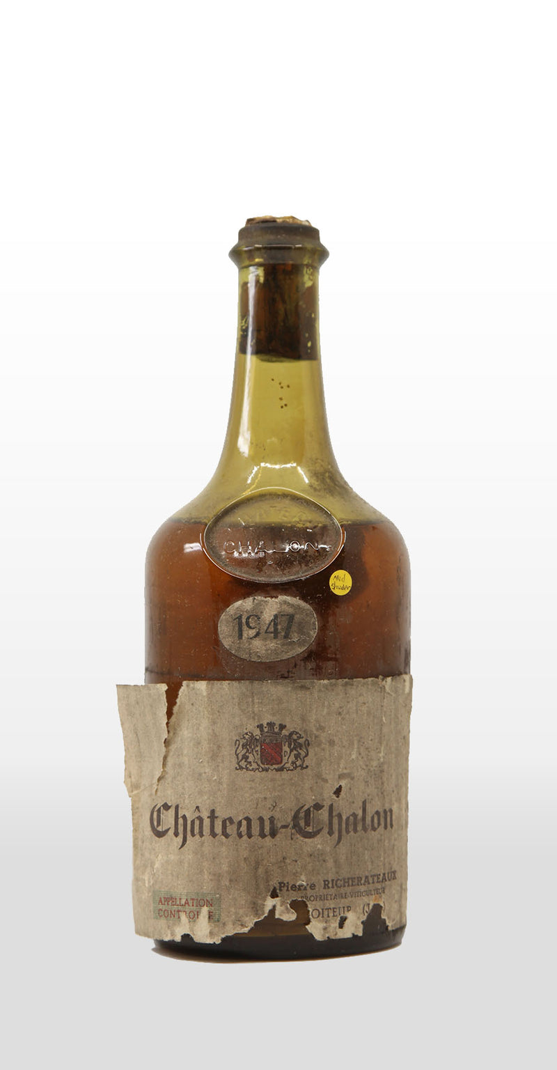 PIERRE RICHERATEAUX CHATEAU-CHALON 1947 (MID SHOULDER) 620ML
