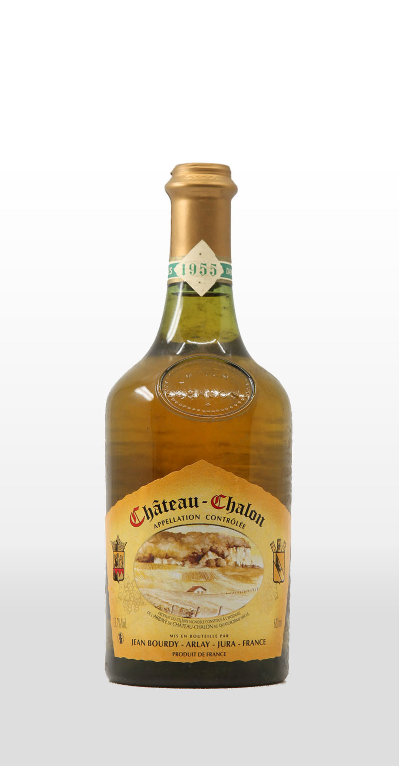 JEAN BOURDY CHATEAU-CHALON 1955 620ML