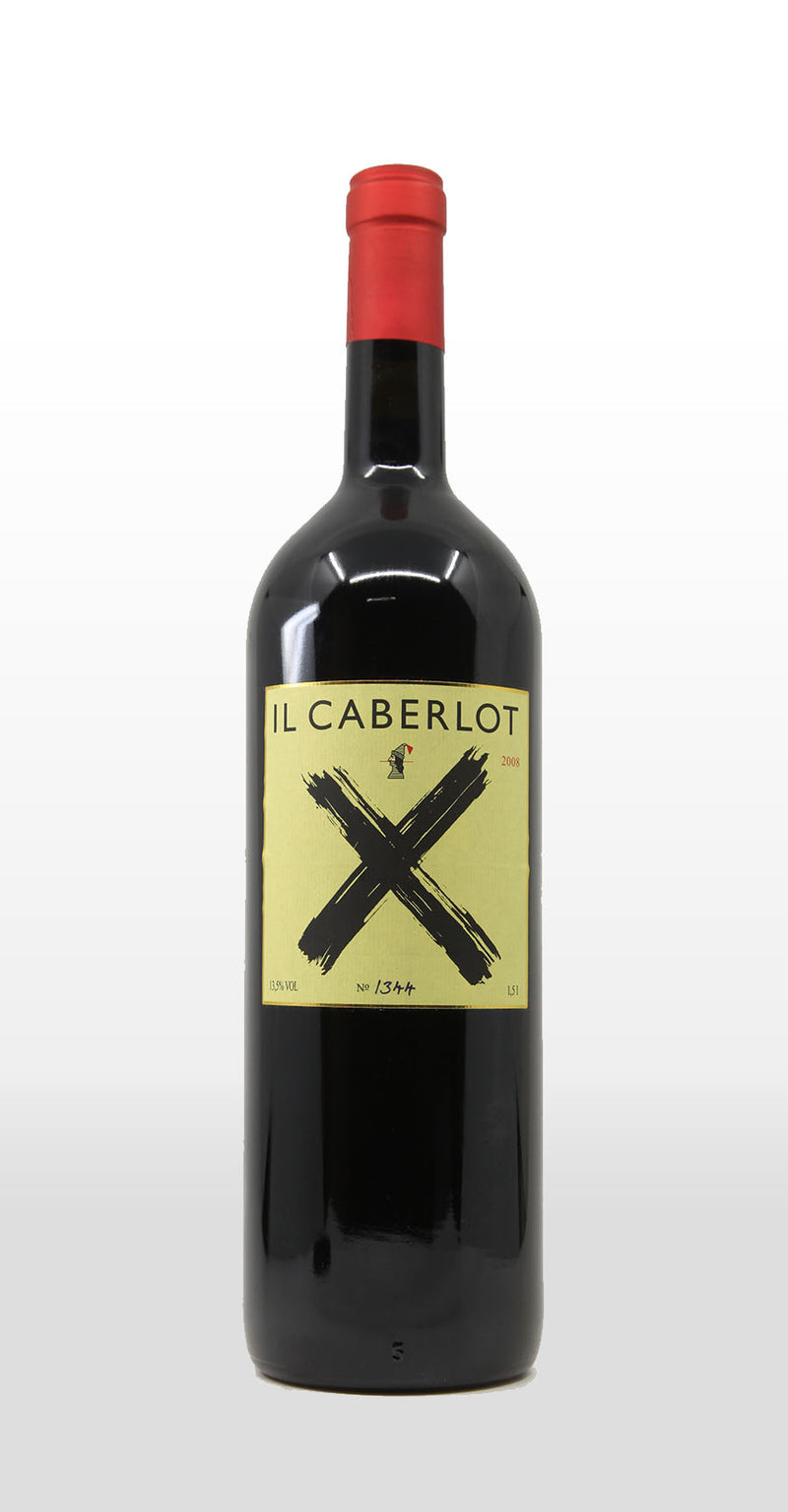 PODERE IL CARNASCIALE TOSCANA IGT IL CABERLOT 2008 1500ML