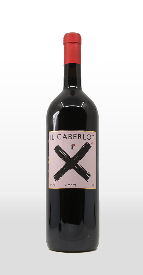 PODERE IL CARNASCIALE TOSCANA IGT IL CABERLOT 2011 1500ML