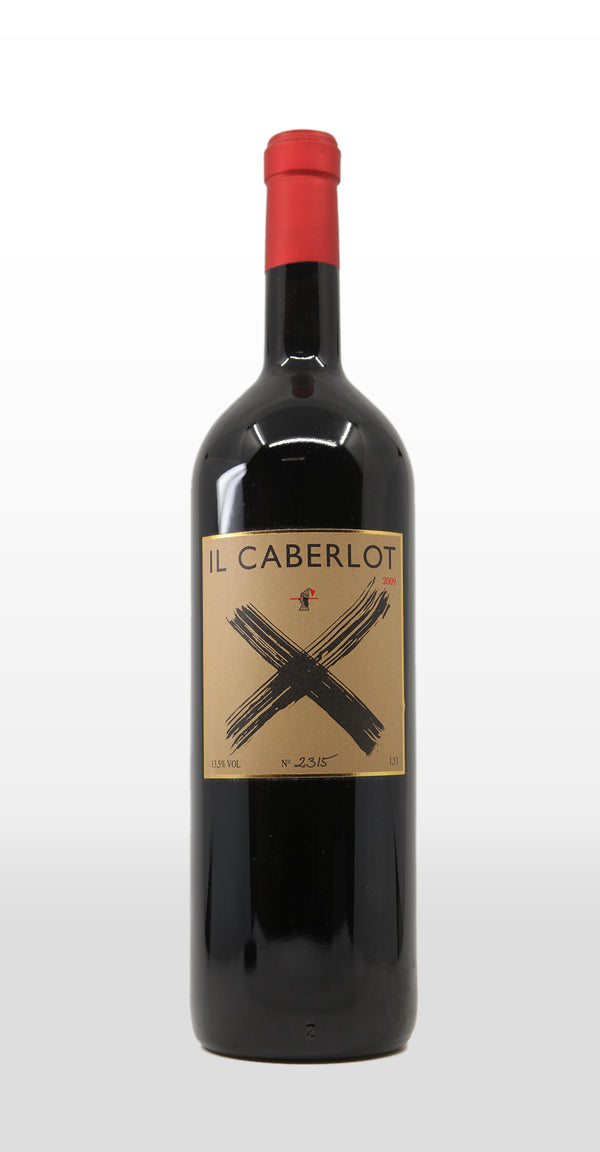 PODERE IL CARNASCIALE TOSCANA IGT IL CABERLOT 2009 1500ML
