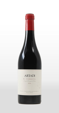 ARTADI EL CARRETIL 2014 750ML