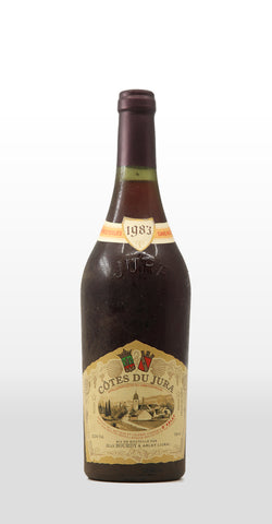 JEAN BOURDY COTES DU JURA ROUGE 1983 750ML