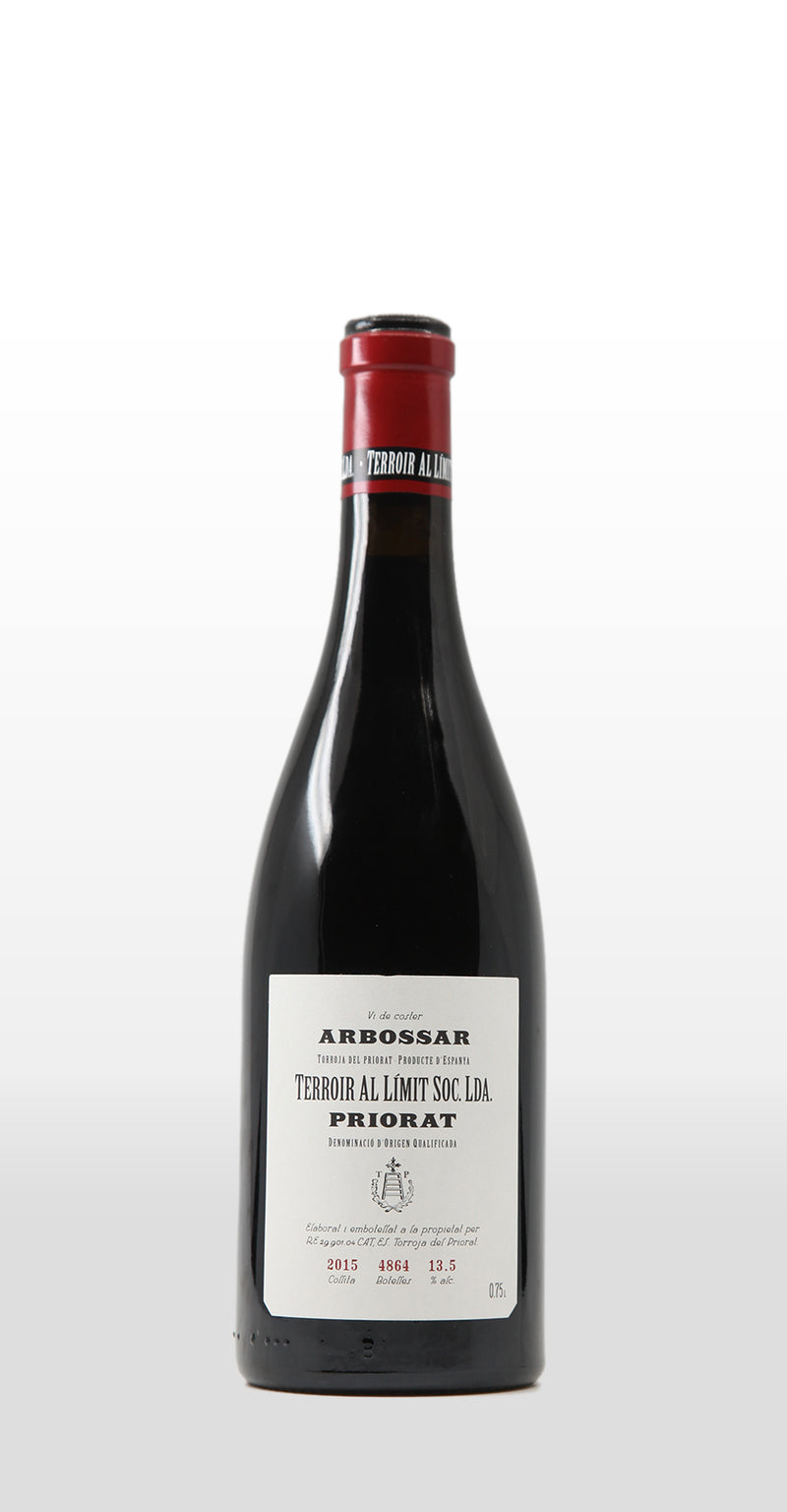 TERROIR AL LIMIT PRIORAT DOQ ARBOSSAR 2015 750ML