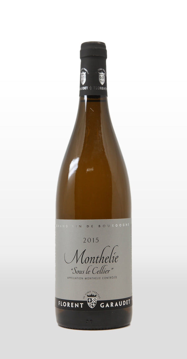 FLORENT GARAUDET MONTHELIE BLANC SOUS LE CELLIER 2015 750ML