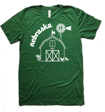 Load image into Gallery viewer, Nebraska Farm T-Shirt