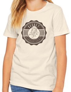 Secret Kindness Agents - YOUTH Short Sleeve Logo Tee