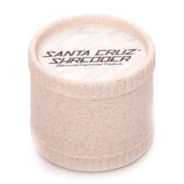 Santa Cruz Hemp Shredder - 3 Piece