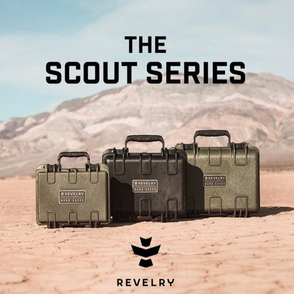 Revelry Scout Hard Cases