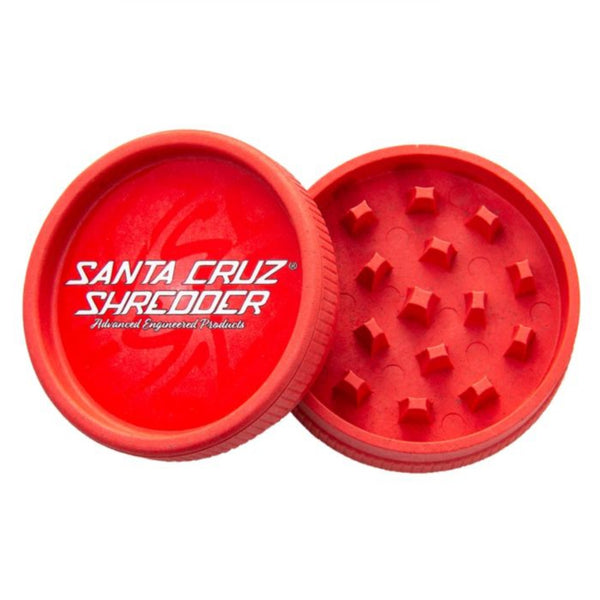 Santa Cruz Hemp Shredder - 2 Piece