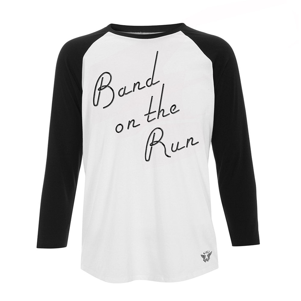Band On The Run Unisex Raglan Tee