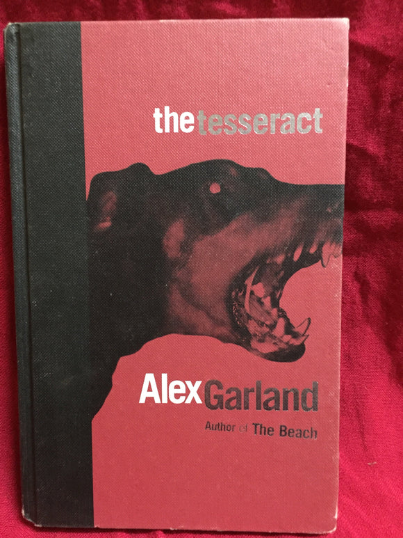 The tesseract, Alex Garland, 1998, Viking, Penguin Books, Ringwood, Vic.