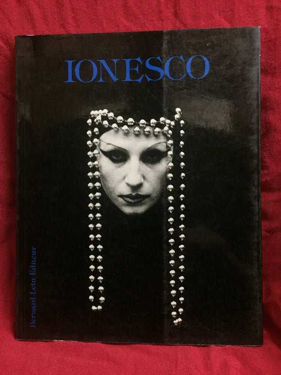 Irina Ionesco, Bernard Letu (ed.), 1979, the author, Paris. First edition.