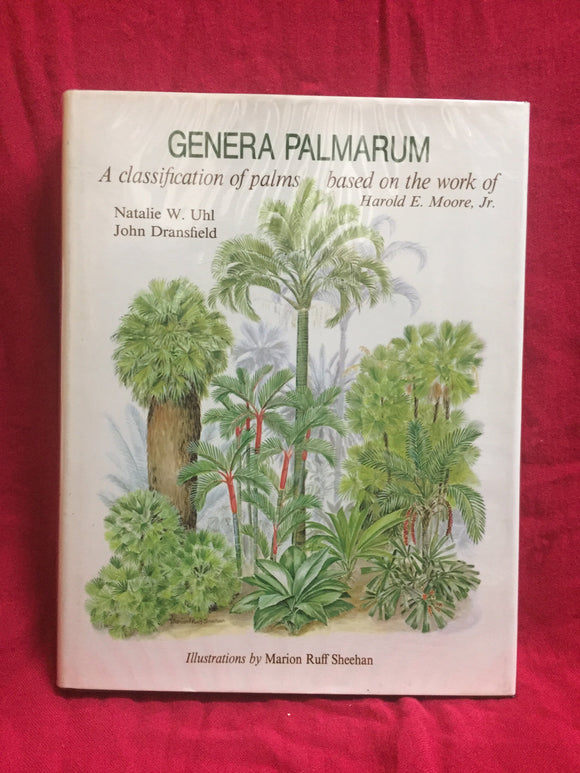 Genera palmarum: A classification of palms based on the work of Harold E. Moore, Jr., Natalie W. Uhl & John Dransfield, 1987, Allen Press, Lawrence, KS.