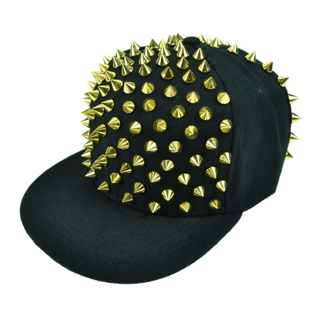 X Spike Golden Cap