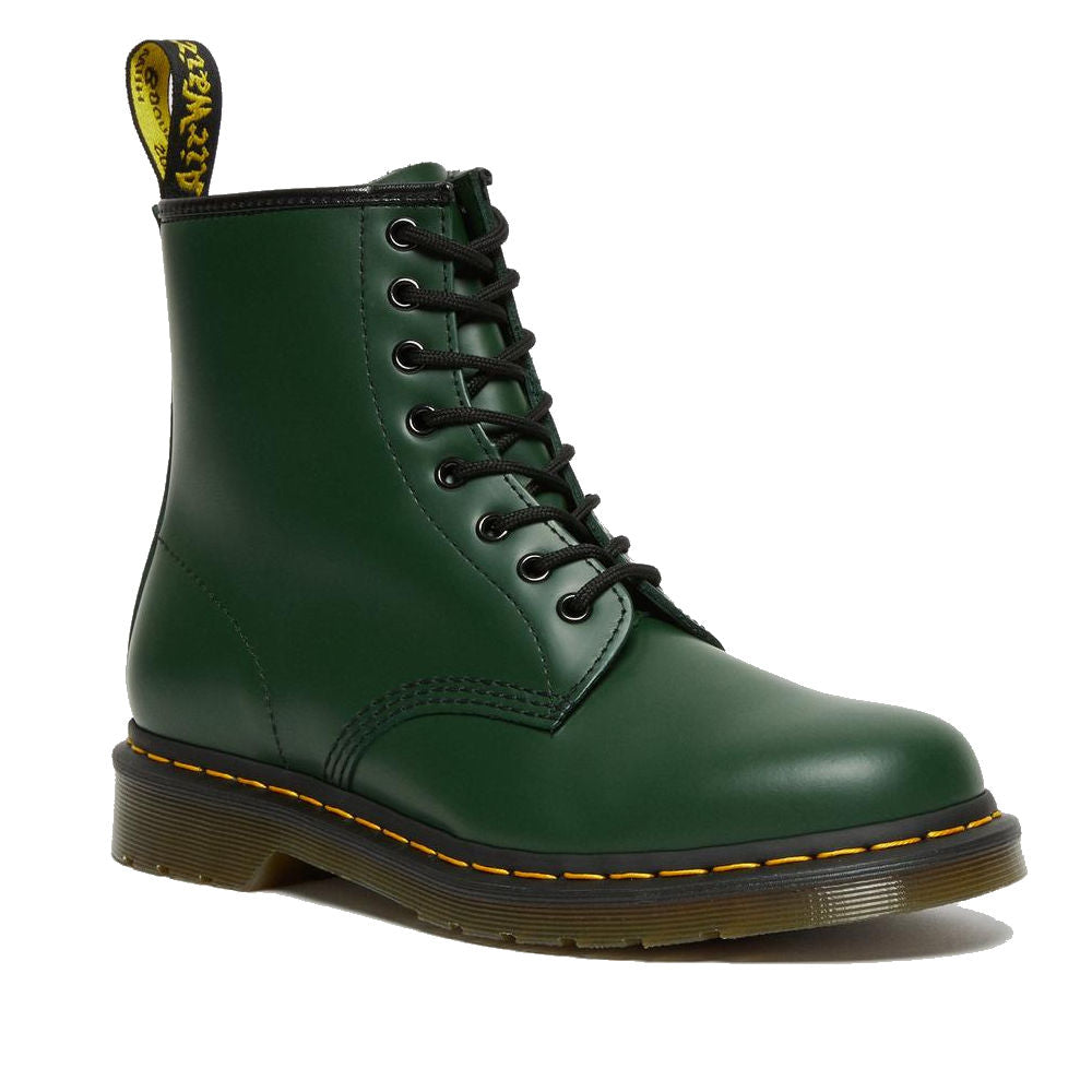 Dr. Martens Smooth Green