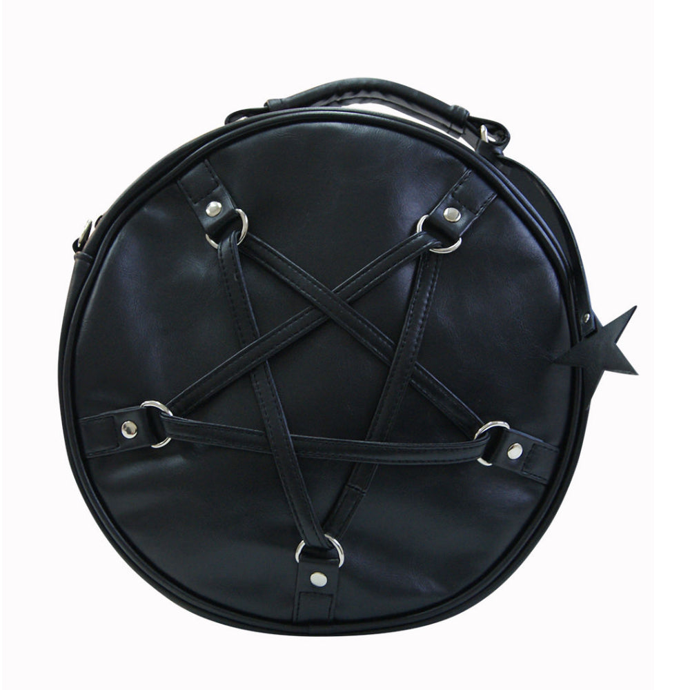 Time Travel Round Bag