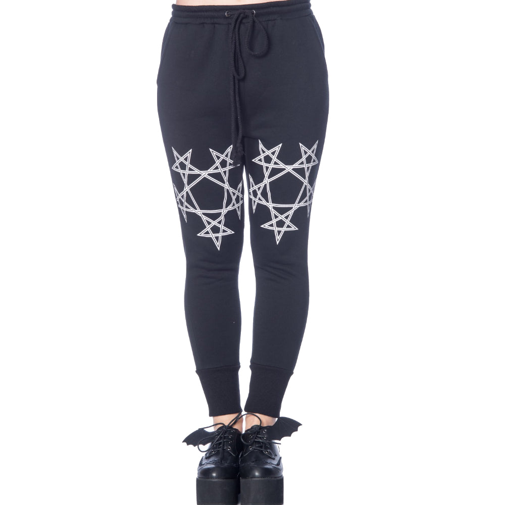 Occult Harem Pentagram Joggers