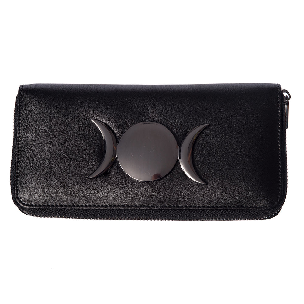 Vidonia Triple Moon Wallet