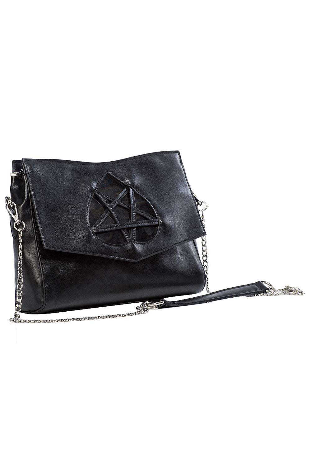 Flash Of Twilight Shoulder Bag