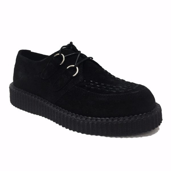 Nevermind Creeper Haley Suede Leather
