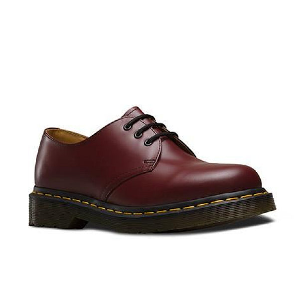 Dr. Martens Smooth Cherry Shoe