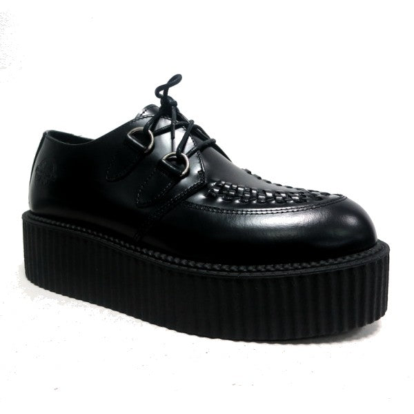 Nevermind Creeper UMD Black Leather