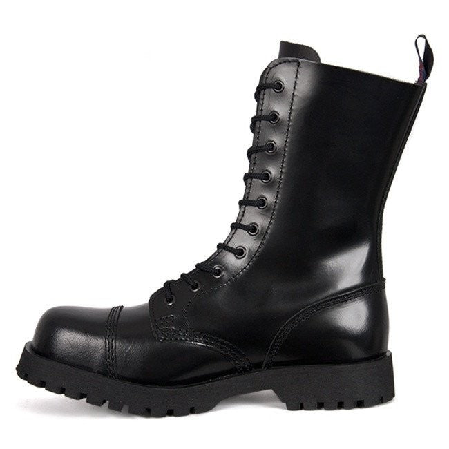 Nevermind 10H Leather Boot