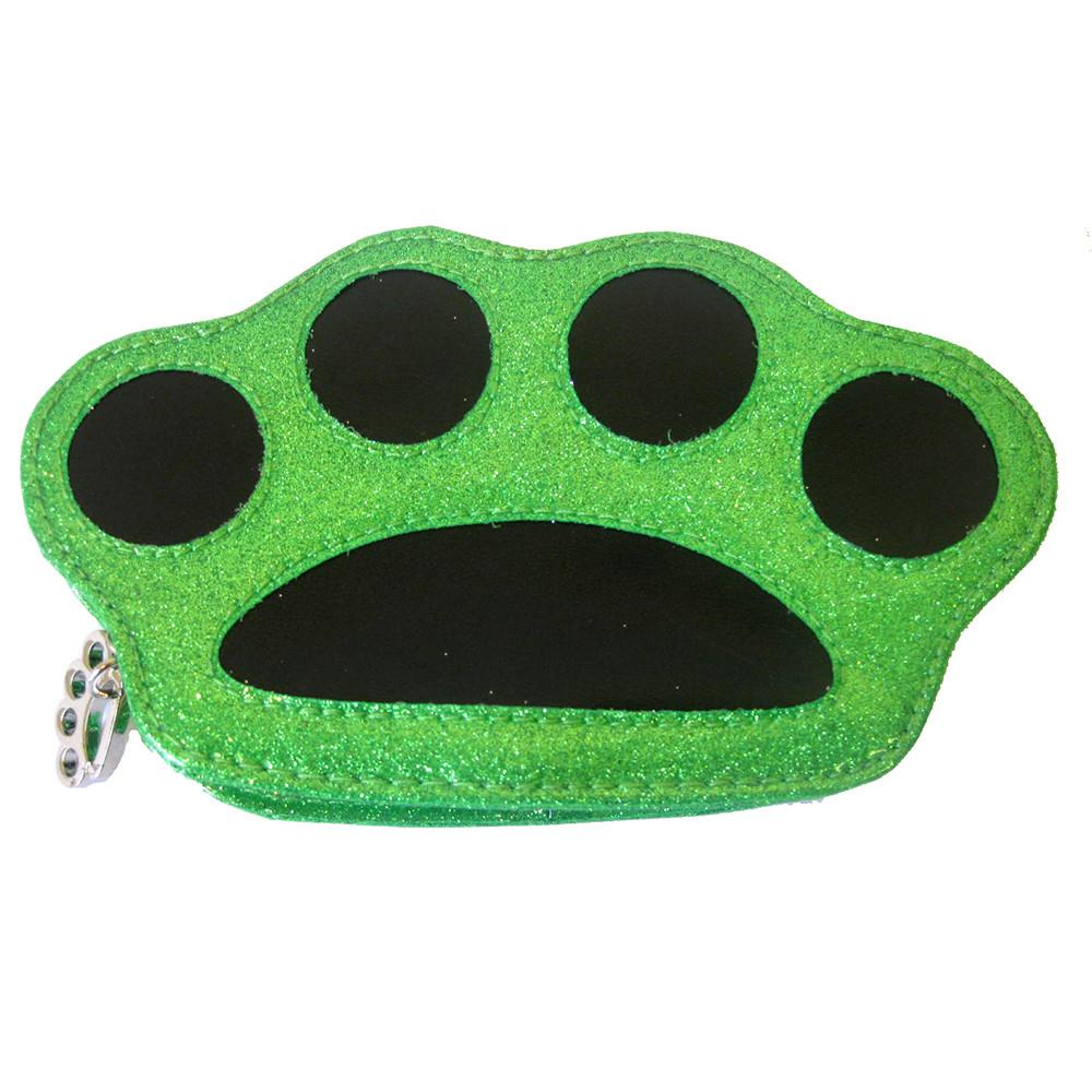 Kreepsville666 Knuckle Purse Green