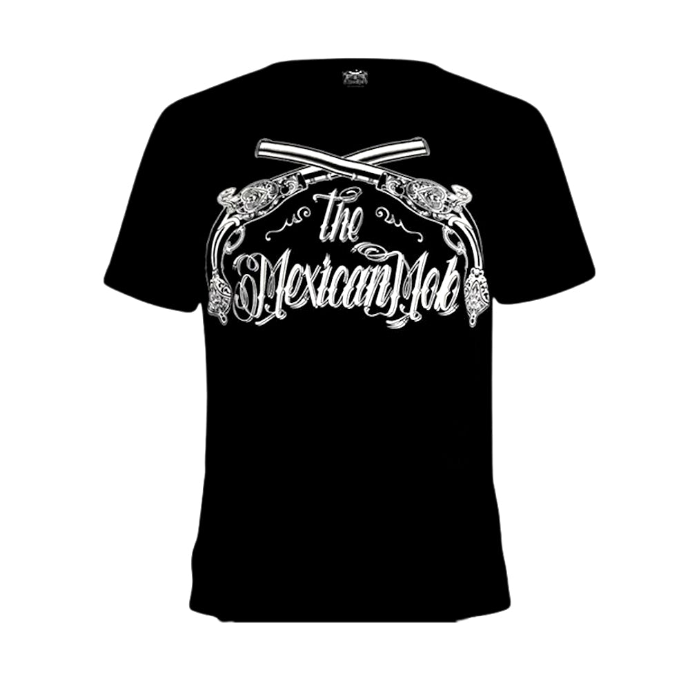 Mexican Mob Logo T-shirt