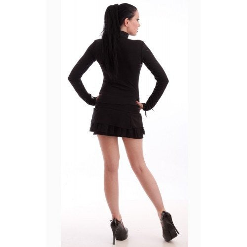 Necessary Evil Milisha Mini Skirt
