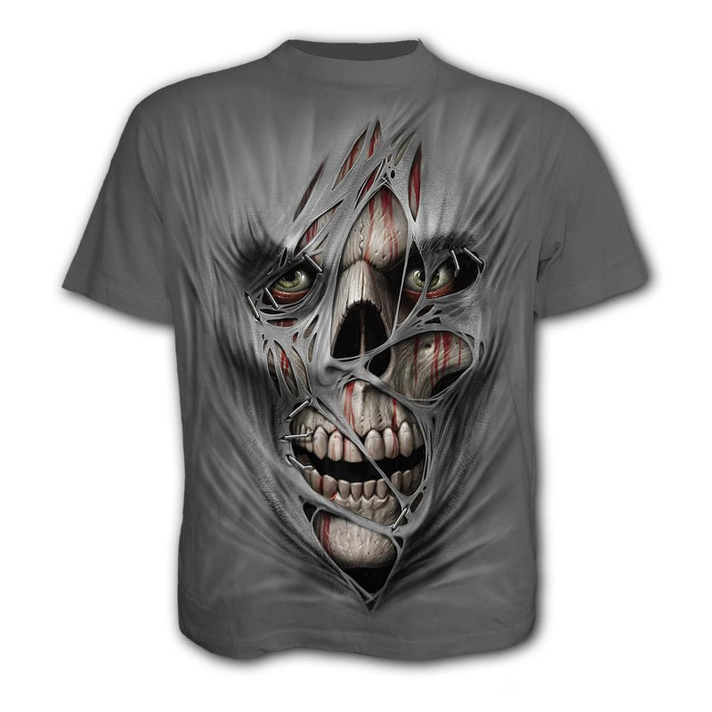 Spiral Direct Stitched Up Tee