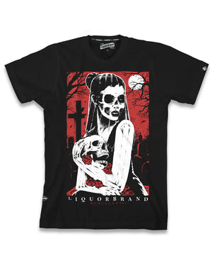 Liquor Brand Death Witch Tee