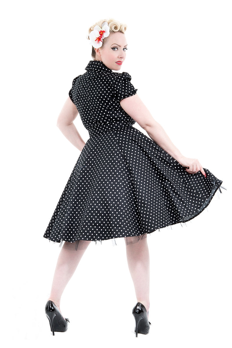 H&R Tea Small Polka Dress