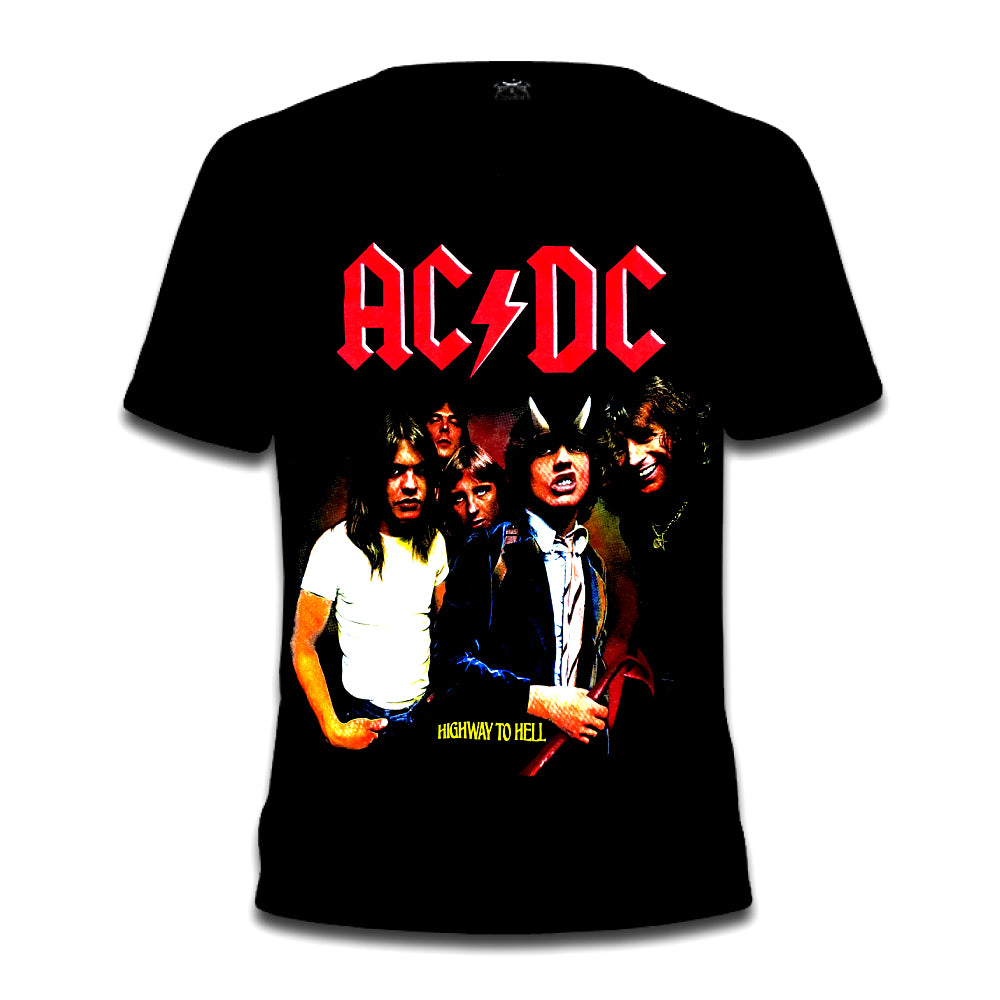 AC/DC Highway To Hell Tee
