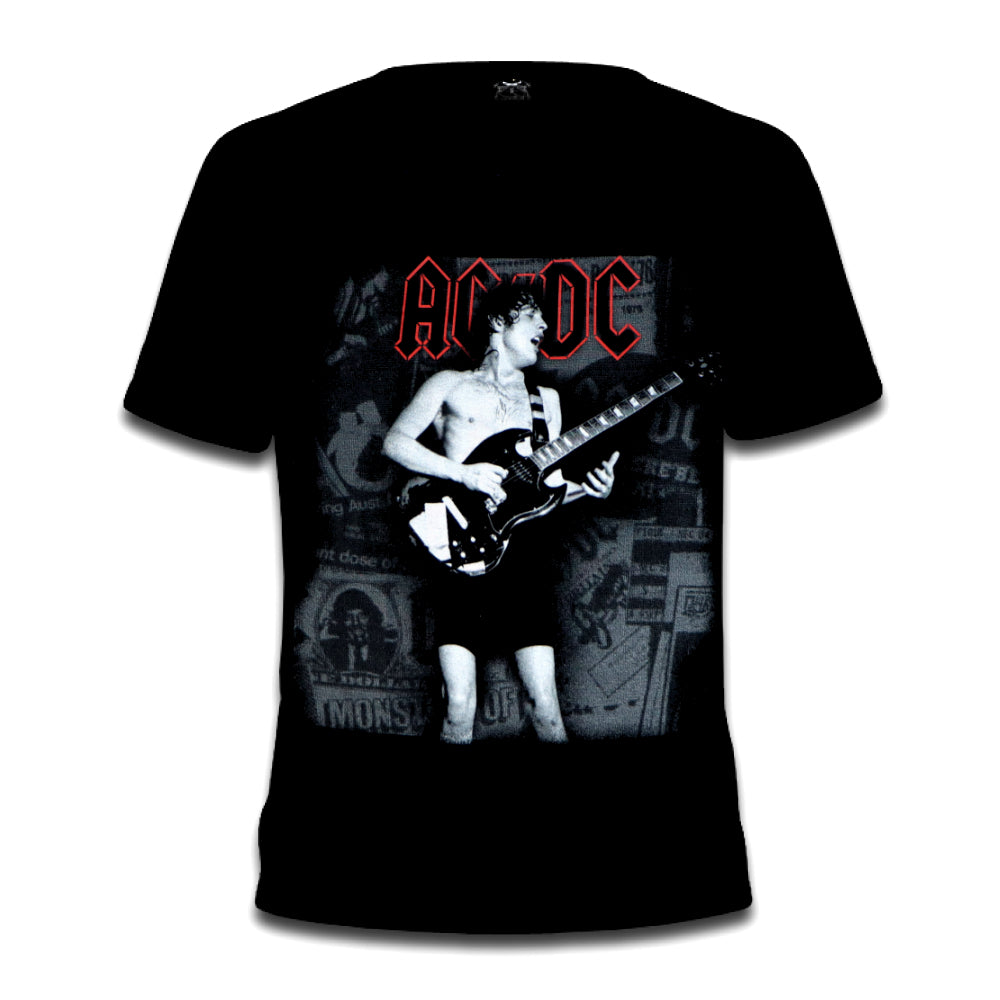 AC/DC Malcolm Young Tee