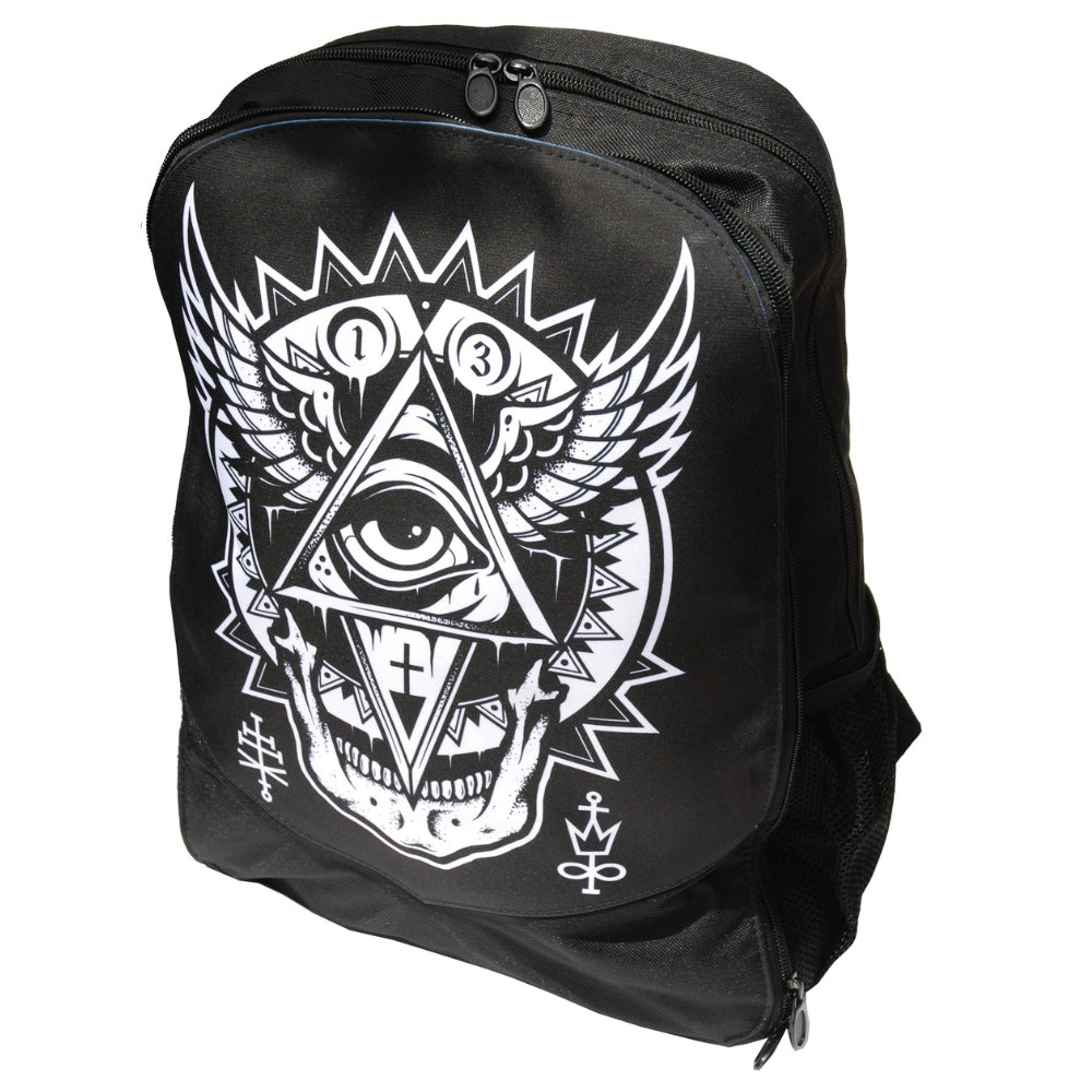 All Seeing Backpack