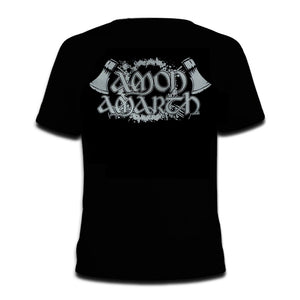 Amon Amarth Double Axe Tee