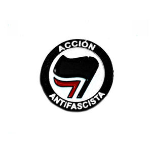Antifa Pin
