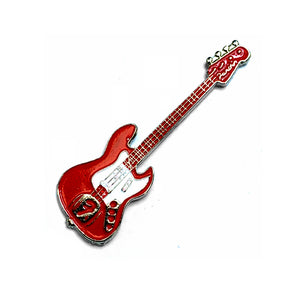 Red Bass Pin