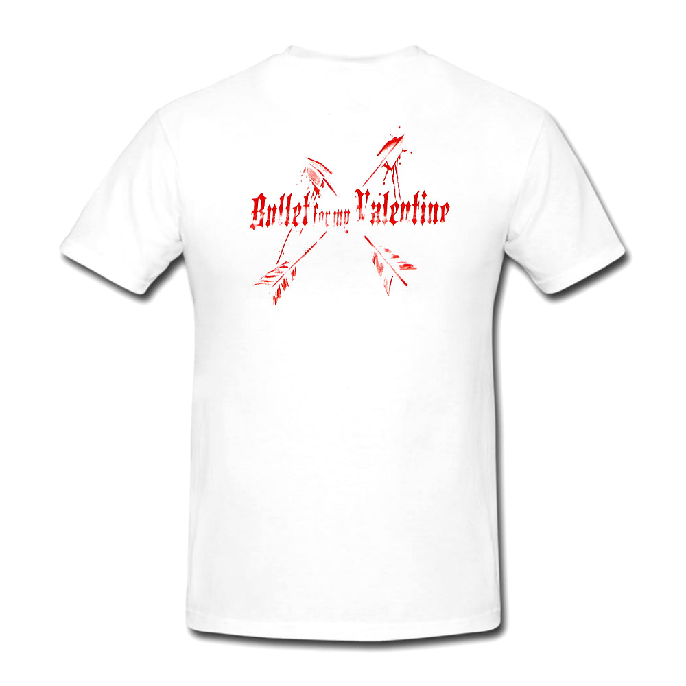 Bullet For My Valentine Temper Tee