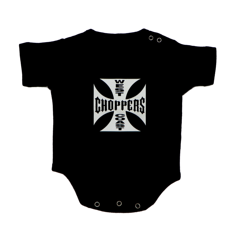 West Choppers Babygrow