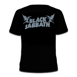 Black Sabbath Cross Tee