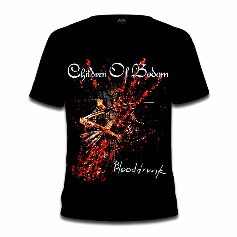 Children Of Bodom Blood Drunk Tee