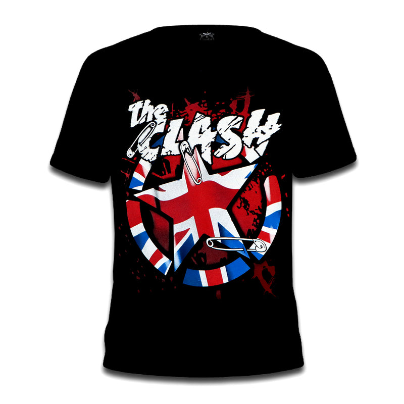 Clash UK Tee