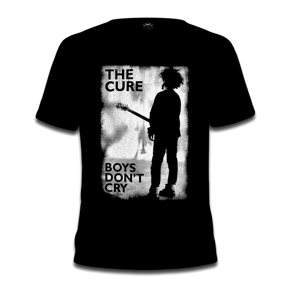 Cure Boys Don't Cry Tee